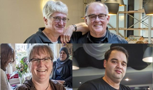 De genomineerden zijn Miranda Winter, Stefan van der Plas en het echtpaar Marij en Paul Looijkens