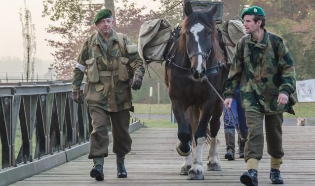 Zaterdag 28 oktober kunt u meelopen met de Mallard wandeltocht. FOTO: Bevrijdingsmuseum Zeeland