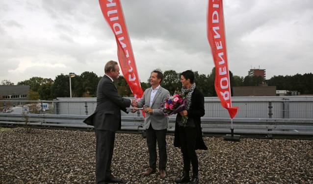 """Wethouder Ten Hagen: """"Verkoop is een goede stap, ook gezien de kansen die dit biedt voor Groenendijk en de werkgelegenheid in Woerden."""""""