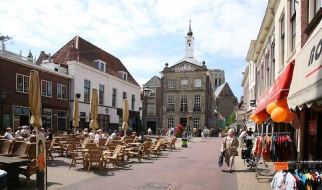 Brielle heeft met haar binnenstad en Veerhaven goud in handen