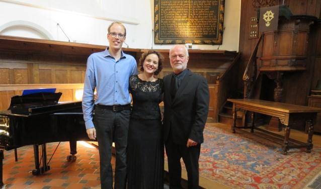 Eén van de drie nieuwe concerten wordt verzorgd door Trio Sibasso.