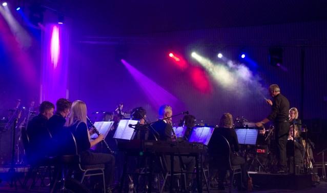 Het werd zaterdagavond in De Hokhorst een luiterrijke ervaring. (Foto's: Jan-Willem Slok)