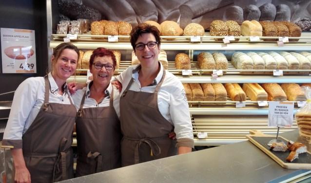 Bakkerij van de Ven opende twintig jaar geleden haar deuren in St. Anthonis. (eigen foto)