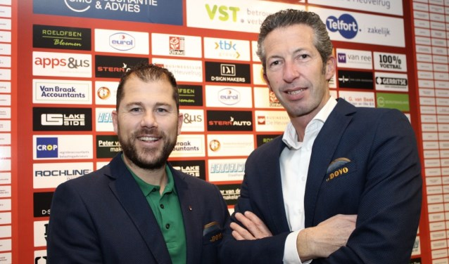 Jan Willem de Groot en Robin Koelewijn. (Foto: PR)