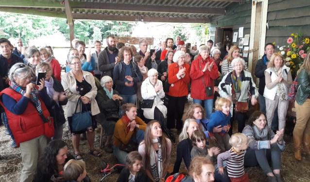 Kraaybeekerhof in Driebergen heeft afgelopen zondag haar 40-jarige bestaan gevierd.