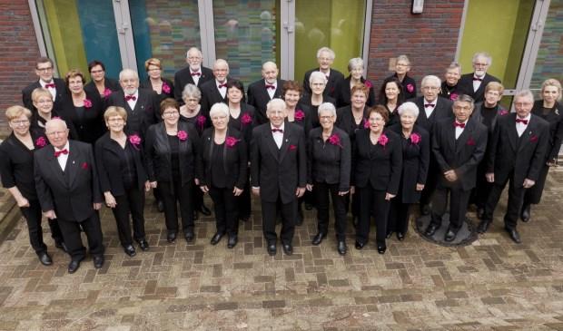 Koos van der Hoff is al vijftig jaar lid van Logeko. (foto pr Logeko).