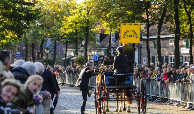 Zondag 8 oktober is de mooiste herfstdag van het jaar. Dan staan op de Markt in Eersel de paarden te trappelen om door de kleurrijke bossen naar Postel en weer terug naar Eersel te gaan.