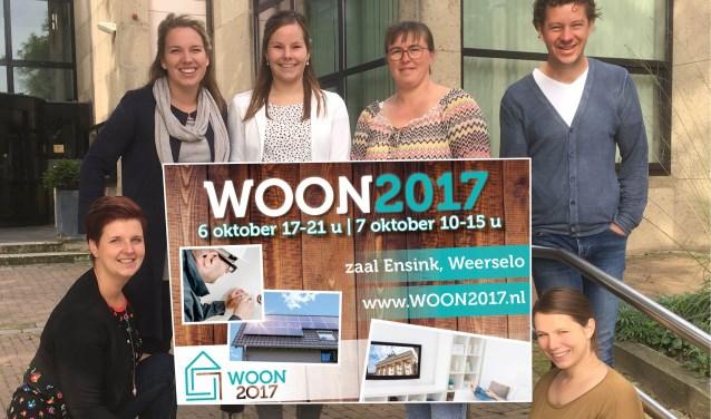 WOON2017 heet de gratis toegankelijke woonbeurs die de gemeenten Dinkelland en Tubbergen houden voor inwoners die van plan zijn om een huis te kopen of te bouwen. Foto: gemeente Dinkelland