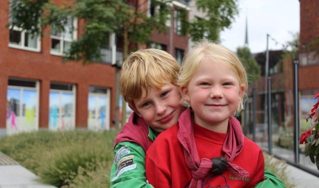 Scouting Martin Luther King uit Kaatsheuvel nodigt alle kinderen van 5 tot en met 7 jaar uit om aanstaande zaterdag deel de sheriff te komen helpen.
