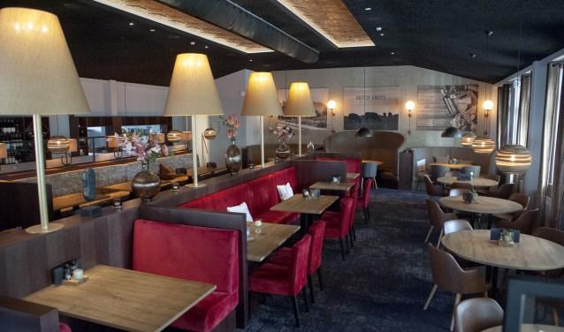 De brasserie biedt een combinatie van hip en klassiek, zowel op de menukaart als in het interieur. (Foto: Hetty Heijne)
