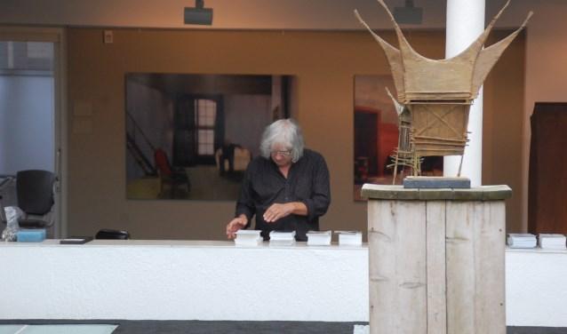De expo 'Dimensies' van Jan Radersma en negen andere kunstenaars (waaronder ook enkele uit Oirschot) loopt nog tot 22 oktober. Elke zaterdag en zondag van 13 tot 17 uur te bezichtigen.