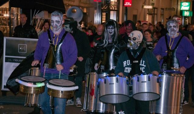 Kom Halloween vieren in het centrum van Berkel.