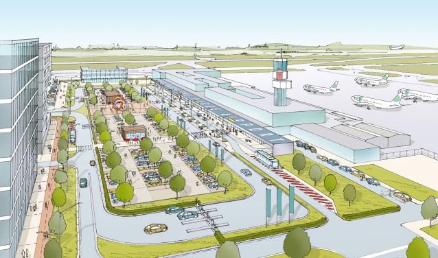 Zijn de invoergegevens van het Nationaal Lucht- en Ruimtevaartcentrum ook gebruikt voor het milieueffectrapport dat in 2016 werd gepubliceerd voor Rotterdam The Hague Airport, vraagt GroenLinks.
