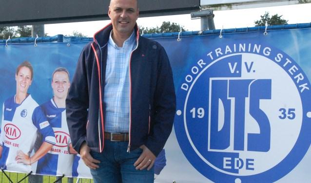"""Marcel Mosselman stopt als voorzitter van DTS. """"Wij zijn met z'n allen een weg ingeslagen waar we trots op mogen zijn."""""""