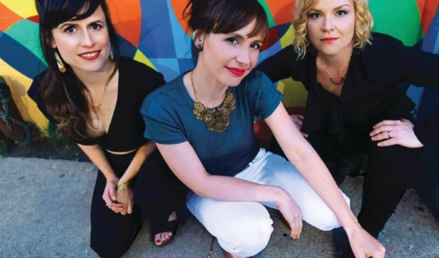 The Good Lovelies uit het Canadese Toronto treden woensdag 18 oktober op in Ede.