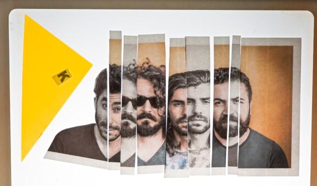 et festival richt zich op de hedendaagse muziek uit het Midden-Oosten en tourt naast Tilburg ook langs Bern, Zürich, Parijs, Oslo en Londen. foto: Patrick Mouzawak
