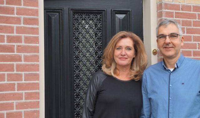 Christine Schmaal en Wout van Wijngaarden zijn klaar met de 4-jarige renovatie van hun huis waarin ze nu gewoon heerlijk kunnen wonen.