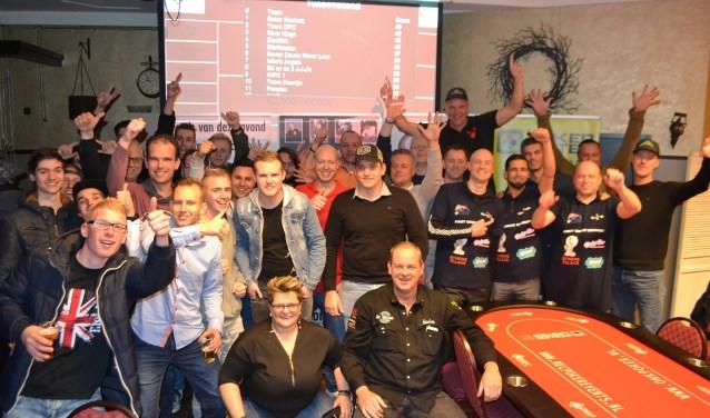 Zondag 15 oktober is De Heksenketel in Utrecht het decor voor een voorronde van het Nederlands Team Kampioenschap Poker (NTKP)
