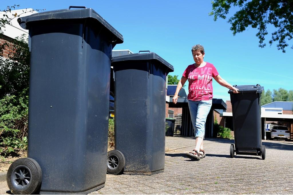 Inwoners van Oude IJsselstreek zijn een stuk beter afval gaan scheiden. (foto: Roel Kleinpenning)