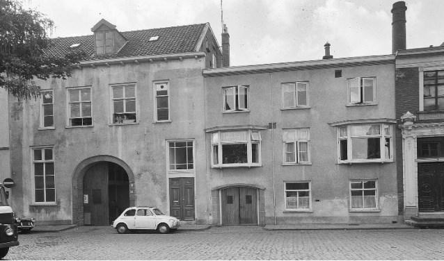 Banketfabriek Kreyenbroek Oude Wand.
