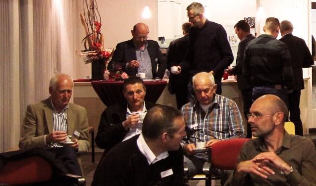 De bijeenkomst werd goed bezocht door kosters, kerkbeheerders en kerkrentmeesters. (foto Pr)