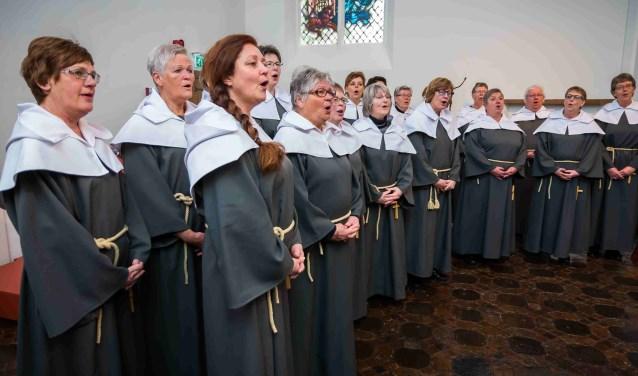 Bijzonder aan dit najaarsconcert is ook de canonuitvoering van het Magnificat. (foto Pr)