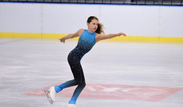 Dani won brons in Alkmaar