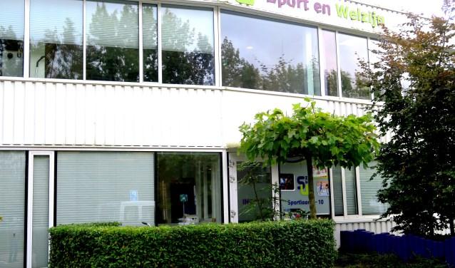 Het 'hoofdkwartier' van SenW in De Fakkel