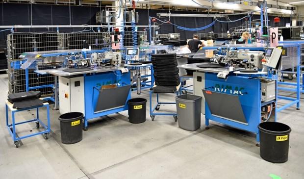 Robotisering bij IBN Productie