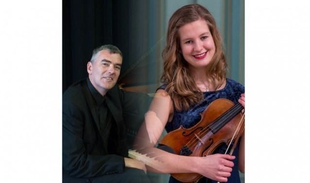 Viloiste Chloë studeert momenteel op het conservatorium te Zwolle.