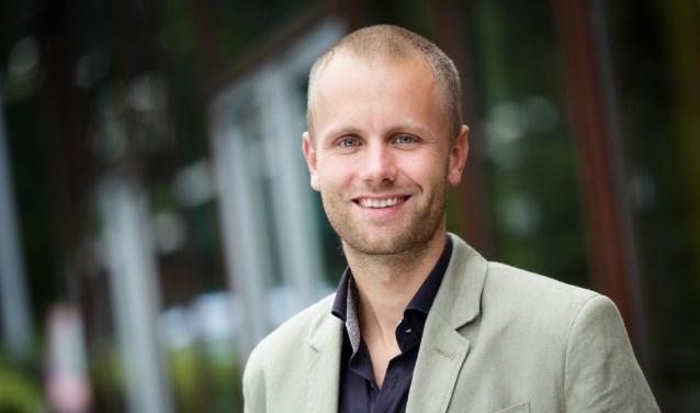 Jasper Rijpma, uitgeroepen tot één van de 50 beste leraren ter wereld.
