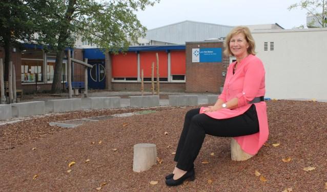 Tineke Straver is bijna tien jaar directeur van Het Baken. (Foto: Margriet van Dam)