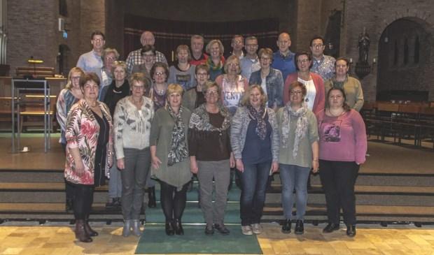 The Lord's Choir, na vijftig jaar nog steeds een springlevend koor met veel reputatie