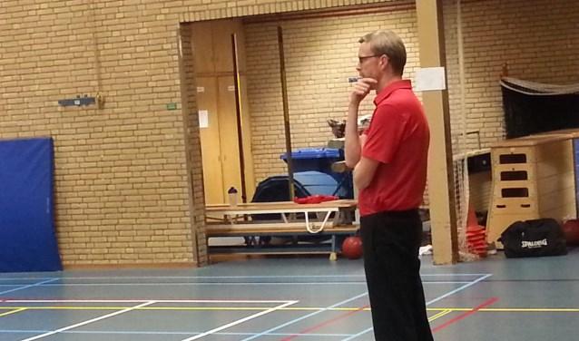 Van Mourik geeft al training vanaf zijn 17e jaar