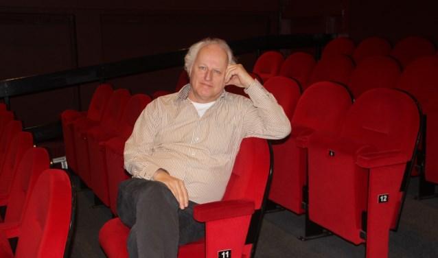 Herman Reckman is onlosmakelijk verbonden met het Filmhuis en nog steeds beleeft hij er bijzonder veel plezier aan