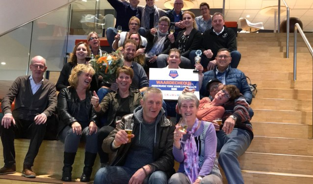 ClementineLourier van Hazerwoudse Boys is de regiowinnaar voor Clubheld van het jaar. Ze zit bij de vijftien finalisten van Nederland, maar keert helaas niet terug met de hoofdprijs voor haar vereniging.
