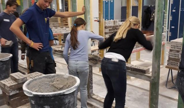 De gezellige en kleine vakschool Maarsbergen heeft een sterke sociale samenhang. Alle docenten en leerlingen kennen elkaar.