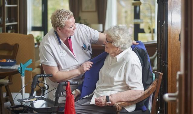 Met ontwikkelingen in de zorg die elkaar blijven opvolgen, is er volgens ROC de Leijgraaf behoefte aan een omgeving waarin zorgmedewerkers van de toekomst op goede wijze worden voorbereidt op hun beroepspraktijk.