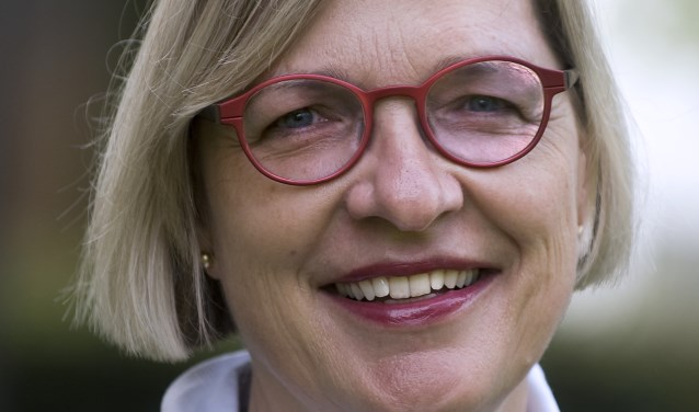 Wethouder Hermine van den Berg-Van Zijl