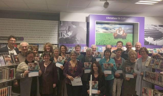 Met hulp van deze nieuwe taalvrijwilligers kan weer een groot aantal mensen met een taalvraag geholpen worden.