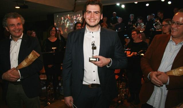 Leon Kerstens,  Oeffeltse maestro 2017.