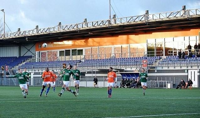 Door de overwinning van Steenbergen zakt RBC naar 13de plaats. Alleen FC Bergen staat onder de Roosendalers. Foto: Arthur Verbraak.