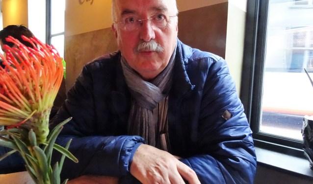 """Gert van Es (69) werd geboren in Utrecht en woont in Breukelen, waar hij 'altijd al wat mee had'. Hij heeft zijn sociale gezicht van thuis meegekregen. """"Mijn ouders gaven me wijze lessen mee."""""""