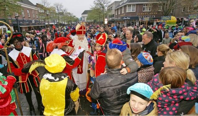 Sinterklaas brengt op zaterdag 2 december een bezoek aan het KDC Vrijwilligershuis in Kaatsheuvel.