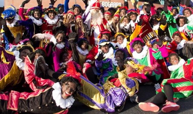 Nog een paar nachtjes slapen en dan maakt Sinterklaas zijn intrede in Rijswijk. Foto: FotoCas