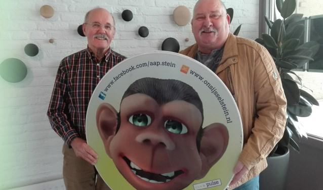 Bertus van Bockel en Piet Dekker