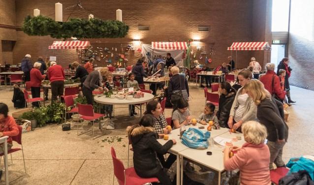 Dit jaar opentwethouder Marcel Fluitman de adventmarkt.