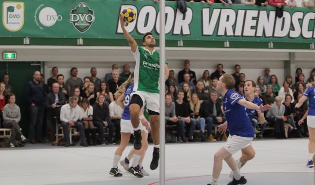 DVO/Accountor won afgelopen zaterdag met 23-17 van Avanti.