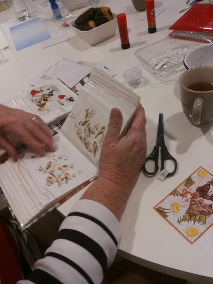 Activiteit Workshop Wenskaarten Maken De Havenloods