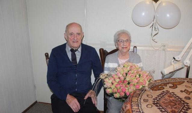 Dien en Broer Kleinhaarhuis genieten nog volop en gaan op naar het 70-jarig huwelijksfeest